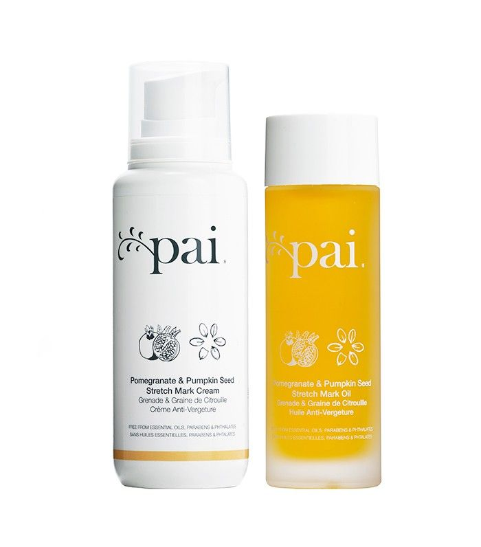 Pomegranate and Pumpkin Seed Stretch Mark System by Pai