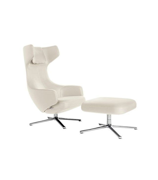 Vitra Grand Repos Lounge Chair and Ottoman