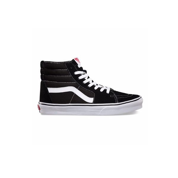Vans Sk8-Hi in Black/White
