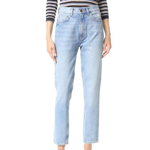 Mimi High Rise Skinny Jeans
