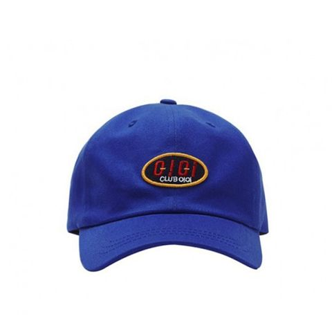 Mini Round Tag Cap