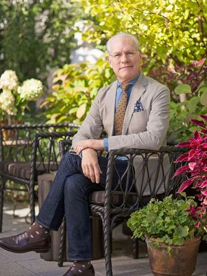 Look Inside Tim Gunn's Refined New York Apartment