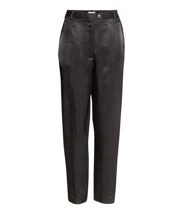 H&M Satin Pants