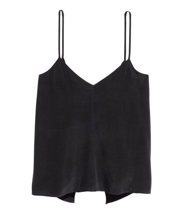 H&M Tie-Back Camisole Top