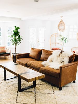 Step Inside a Lifestyle Blogger's Insanely Chic Boho Abode