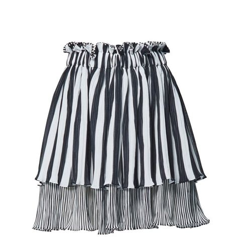 Coco Pleated Frill Skirt