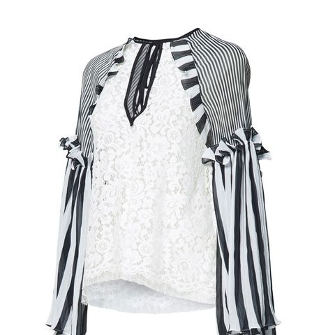 Coco Pleated Blouse