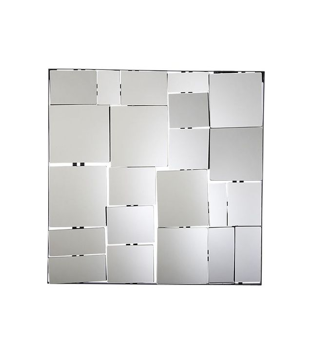 CB2 Perspective Wall Mirror