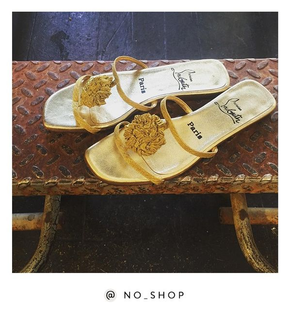 You'll find a mix of funky designer duds and quirky staples from San Francisco's No Shop. Shop the Instagram: @No_Shop