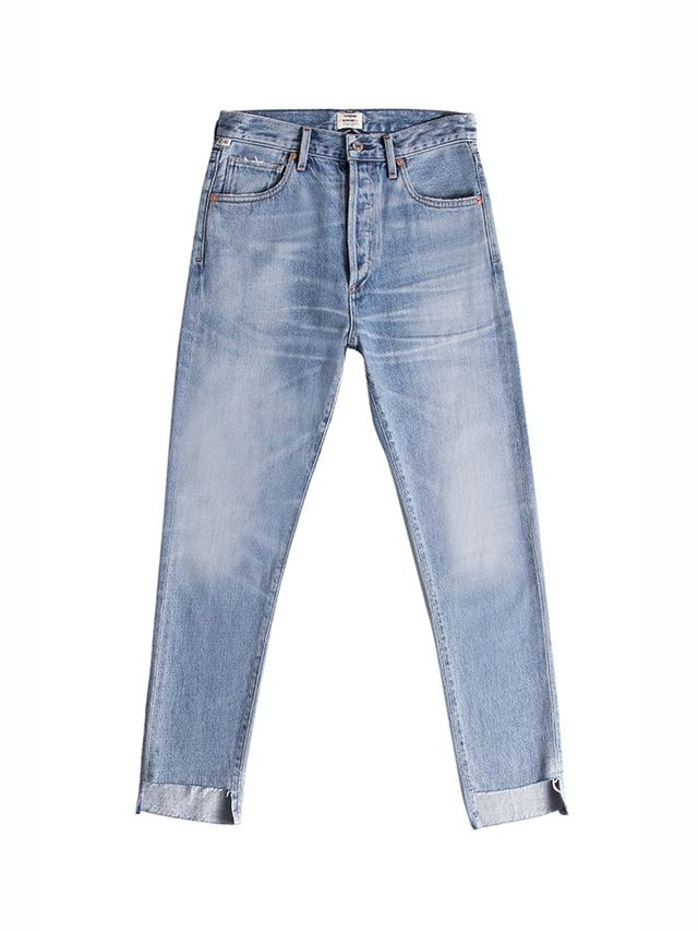 Citizens of Humanity Liya High Low Jeans