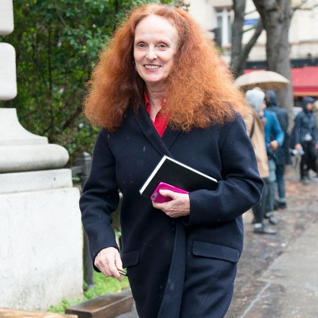 What It's Really Like to Work With Grace Coddington, According to Her Assistants