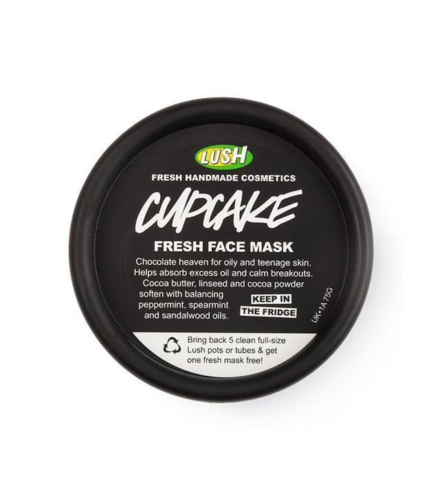 Lush Cupcake Fresh Face Mask