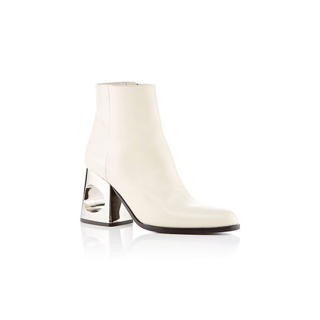 Marni Circle Heeled Ankle Boots