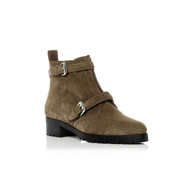 Tabitha Simmons Suede Aggy Boots
