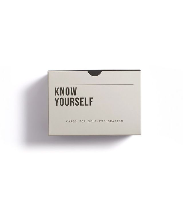 The School of Life Know Yourself Prompt Cards