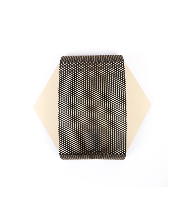 Lawson-Fenning Hexagon Perforated Sconce