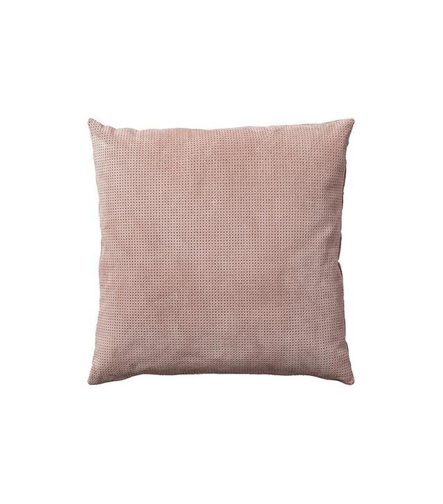 AYTM Perforated Blush Pillow