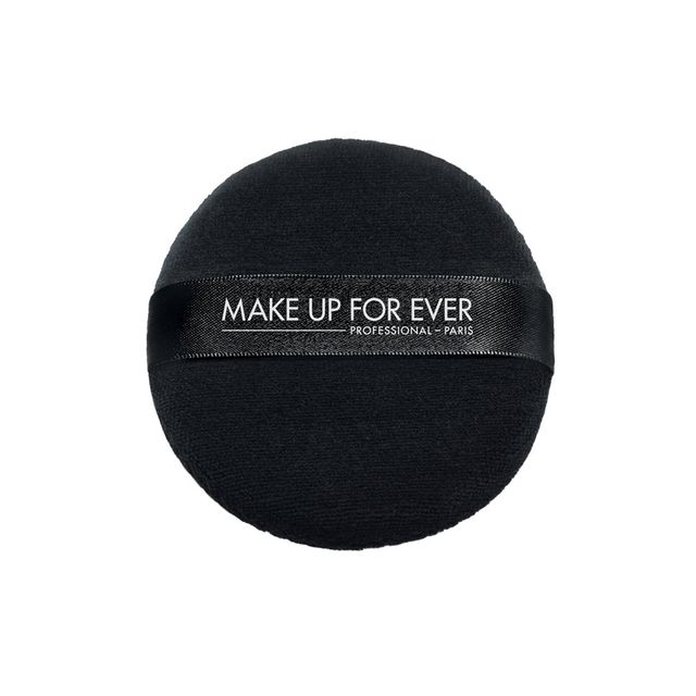 Make Up For Ever Black Powder Puff 100mm
