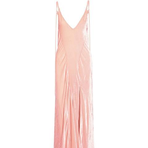 Marisa Velvet Maxi Dress