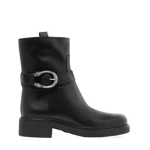 Dionysus Leather Boots