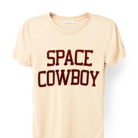 Linfield Space Cowboy T-Shirt