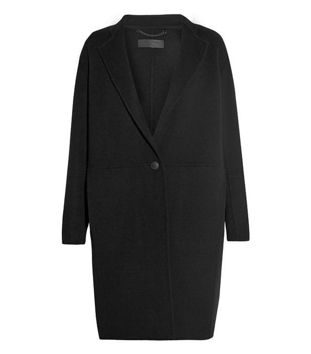 Rag&Bone Marina Felted Wool Coat