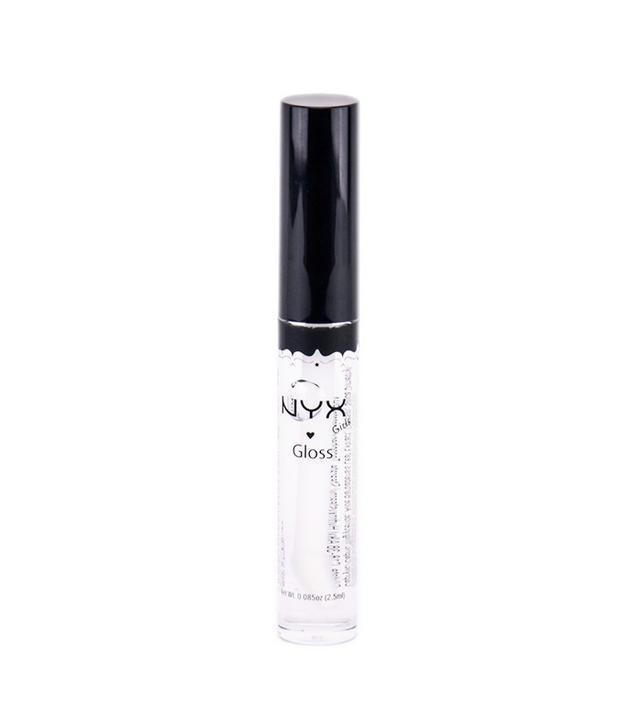 Nyx Mega Shine Clear Gloss
