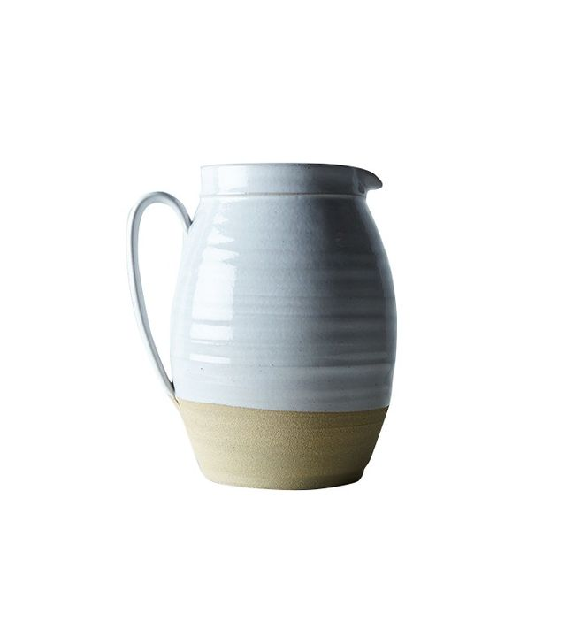 Farmhouse Pottery Barrel Jug