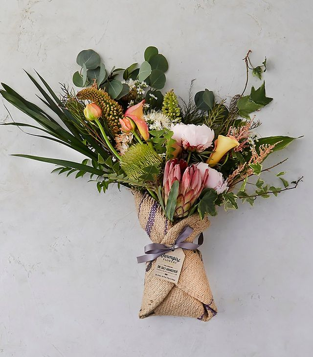 Terrain Farmgirl Flowers Fresh Cut Summer Bouquet