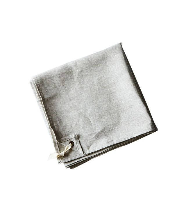 Celina Mancurti Linen Tablecloth