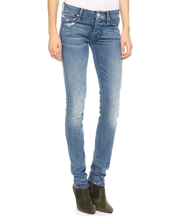 Mother Denim The Looker Skinny Jeans