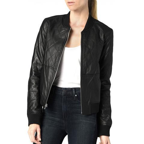 Zoey Bomber Jacket