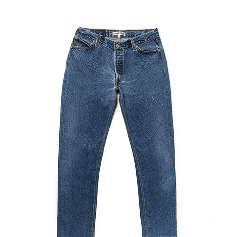 The Relaxed Crop Jeans