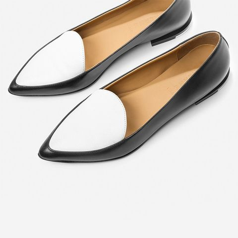 The Modern Point Loafers