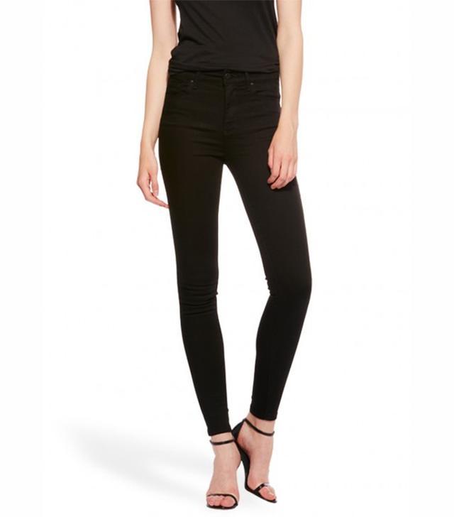 Mott & Bow High Rise Skinny Jeans