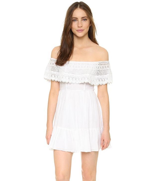 LoveShackFancy Izzy Dress