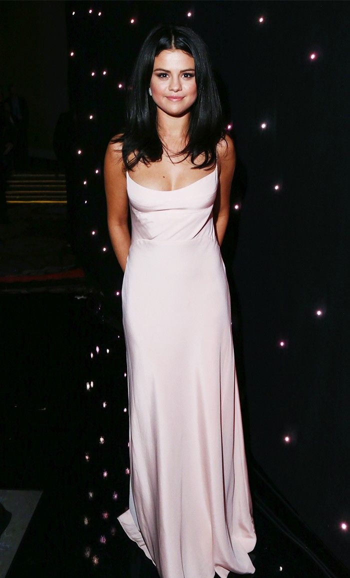 The Selena Gomez–Approved Dress Trend That\'s Blowing Up | Who What Wear