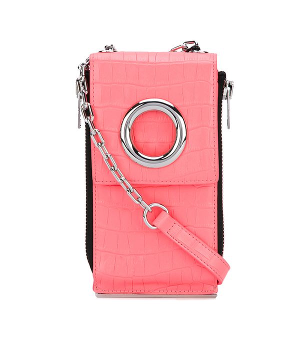 cross body phone holder