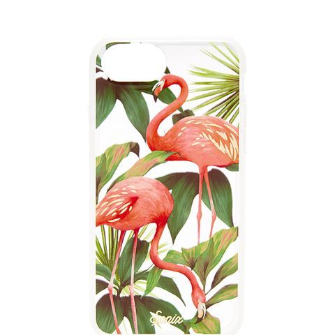 Flamingo Garden iPhone 6/6s/7 Case