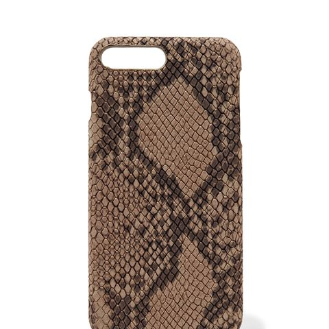 Python-Effect Nubuck iPhone 7 Plus Case