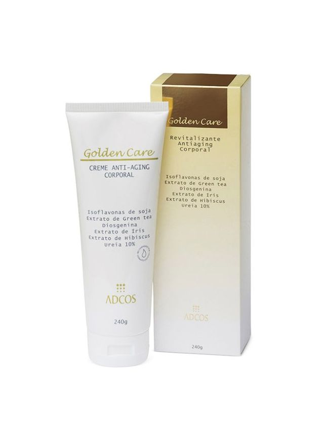 Golden Care Creme Anti-Aging Corporeal