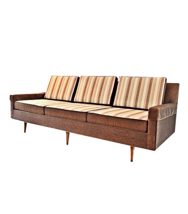 Chairish Atomic-Style Reversible Low Sofa
