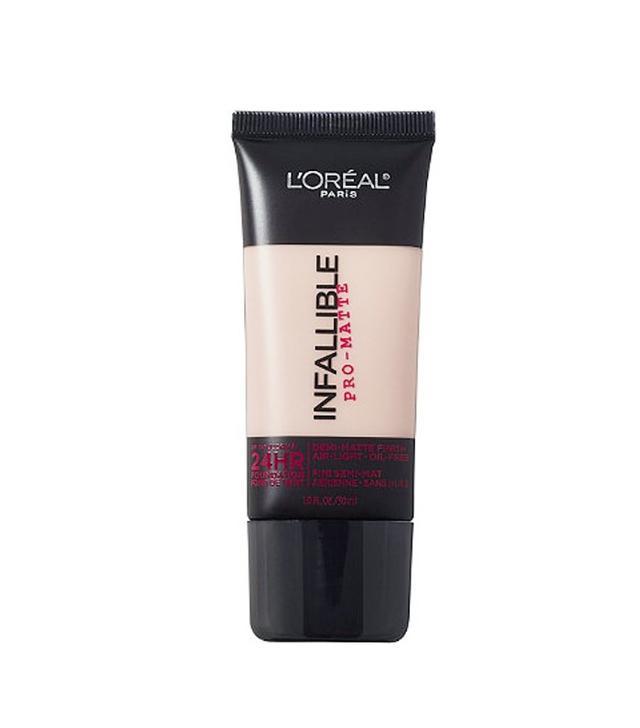 2. L'Oréal Infallible Pro-Matte 24HR Foundation