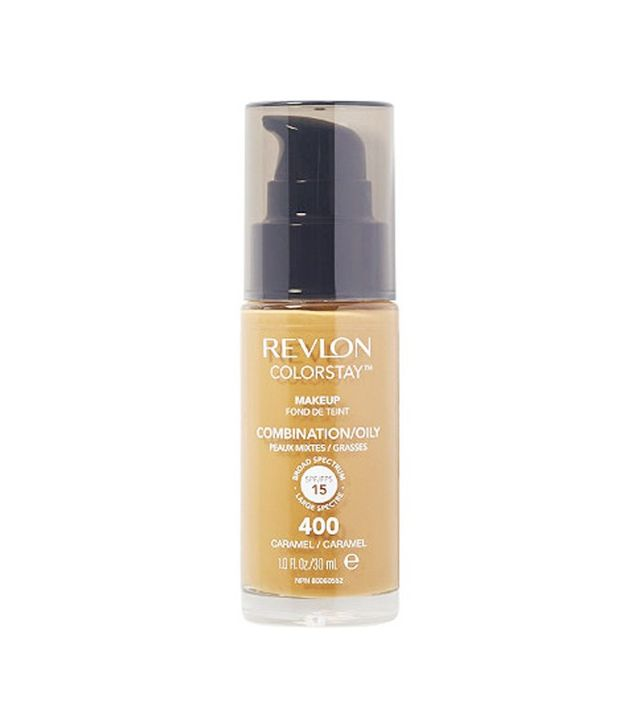 3. Revlon Colorstay Makeup For Combo/Oily Skin