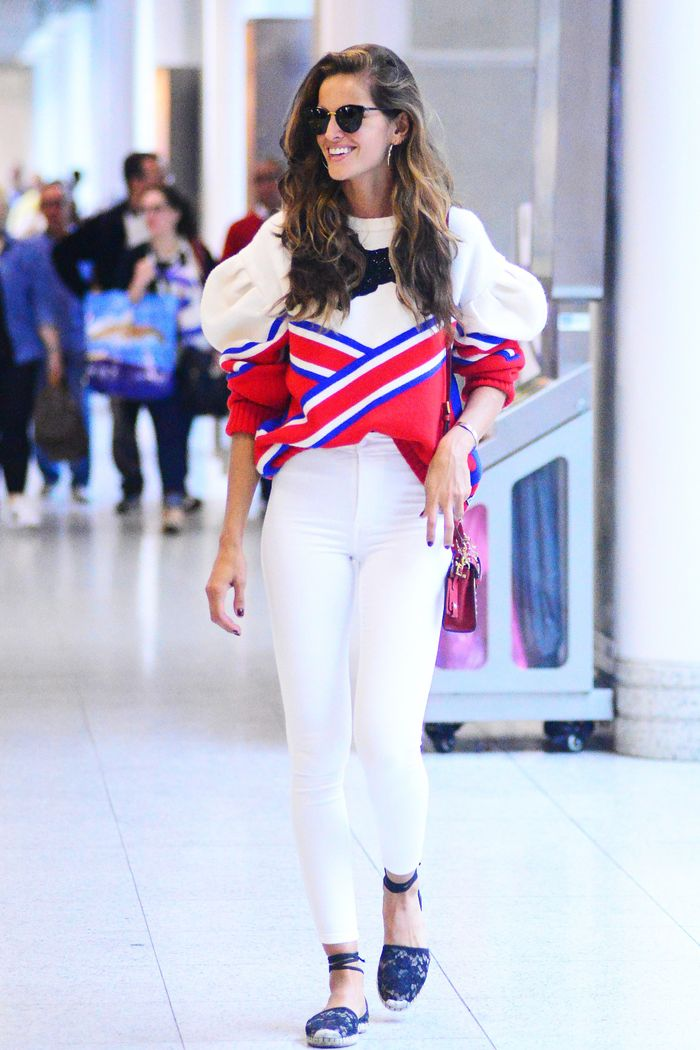 Izabel Goulart Gucci Sweater