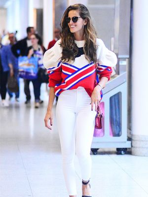 Izabel Goulart Is Our New Favorite Fashion Icon