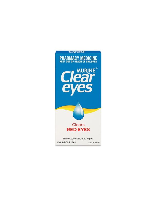 Murine Clear Eyes Eye Drops