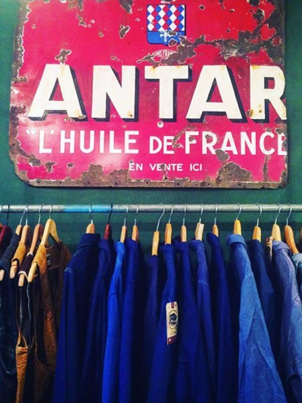 best fashion boutiques uk: Uncle Sam's, Bristol
