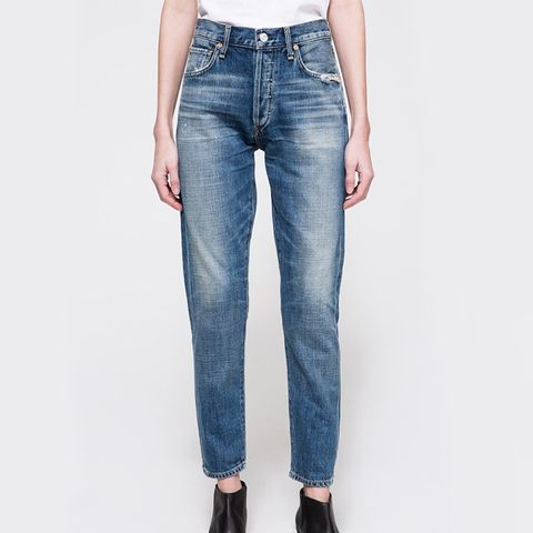 Liya Jeans in Fade Out Wash