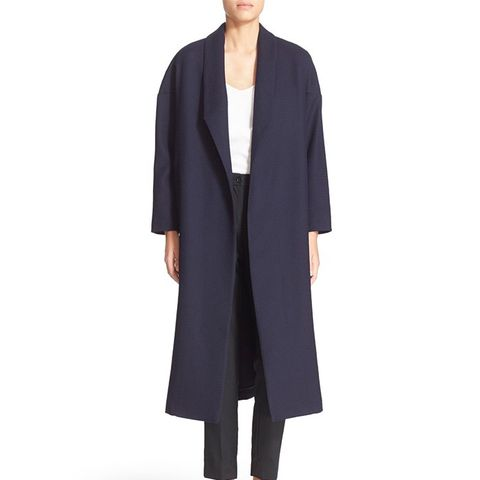 The Robe Wool Jacket